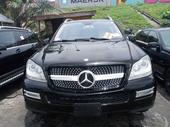 2008 Mercedes-Benz GL Class  Automatic Foreign Used