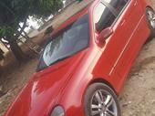 2005 Mercedes-Benz C230 Red Automatic Nigerian Used