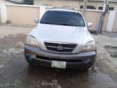 2008 Kia Sorento  Automatic Nigerian Used