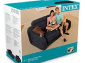 Double Pull Out Inflatable Sofa Airbed N Chair with Pump