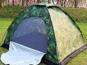 Camping Tent for 4 men Military Camouflage