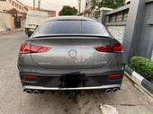 2019 Mercedes-Benz GLE-Class Gray Automatic New