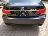 2013 BMW 7 Series Gray Automatic Foreign Used