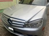 2009 Mercedes-Benz C300 Silver Automatic Nigerian Used