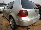 2003 Volkswagen Golf  Automatic Nigerian Used