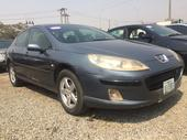 2006 Peugeot 407 Other Manual Nigerian Used