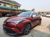 2018 Toyota C-HR Red Automatic Foreign Used