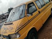 2003 Volkswagen Eurovan Yellow Automatic Nigerian Used