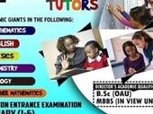 Maths and Science Home Tutors
