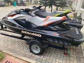 2015 and 2014 Seadoo Jetskis on a 2014 hlt limited humboldt wc222