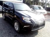 2014 Lexus GX  Manual Foreign Used