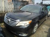 2011 Toyota Avalon  Manual Foreign Used