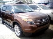 2012 Ford Explorer  Manual Foreign Used