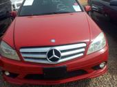 2010 Mercedes-Benz C300  Automatic Foreign Used