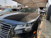 2015 Audi Q7  Automatic Foreign Used
