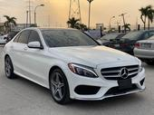2015 Mercedes-Benz C300 White Automatic Foreign Used