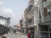 Best Designed 4 Bedroom Terrace Duplexes with BQ at CHERY HOMES,V.I