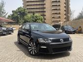 2011 Volkswagen Jetta Black Automatic Foreign Used