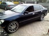 2001 Lexus GS 300  Manual Foreign Used