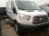 2016 Ford Transit White Automatic Foreign Used