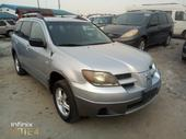 2006 Mitsubishi Outlander  Automatic Foreign Used