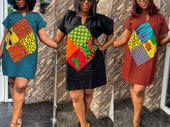 Quality ankara and fabric gowns