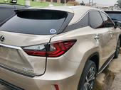 2016 Lexus RX Gold Automatic Foreign Used