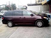 2008 Honda Odyssey  Automatic Foreign Used