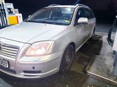 2005 Toyota Avensis  Automatic Foreign Used