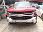 2020 Chevrolet Silverado Red Automatic Foreign Used