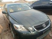 2007 Lexus GS Gray Automatic Foreign Used