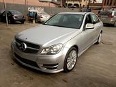 2009 Mercedes-Benz C300  Automatic Foreign Used