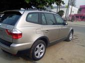 2008 BMW X3 Gold Automatic Foreign Used