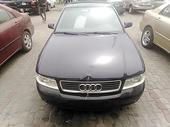 2000 Audi A4  Manual Foreign Used