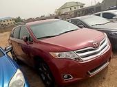 2010 Toyota Venza  Automatic Nigerian Used