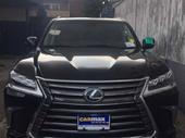 2020 Lexus LX Black Automatic Foreign Used