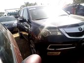 2012 Acura MDX  Automatic Nigerian Used