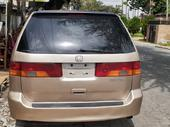 2005 Honda Odyssey Gold Automatic Foreign Used