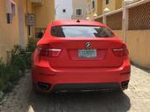 2009 BMW X6  Automatic Nigerian Used