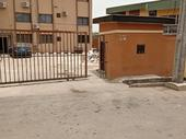 3bedroom office space off Toyin available for rent