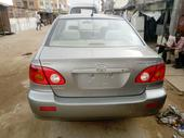 2003 Toyota Corolla Beige Automatic Foreign Used