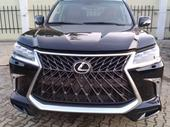 2020 Lexus LX  Automatic Foreign Used