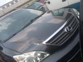 2008 Lexus RX Black Automatic Foreign Used