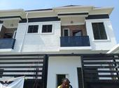 A brand new fully Detached duplex for rent at Thomas Estate ajah