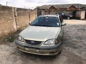 2003 Toyota Avensis Gold Automatic Foreign Used