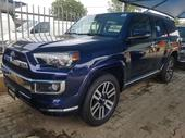 2018 Toyota 4-Runner  Automatic Foreign Used