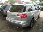 2009 Acura MDX Silver Automatic Foreign Used