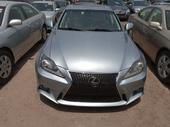 2009 Lexus IS Blue Automatic Foreign Used
