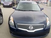 2008 Nissan Altima Blue Automatic Foreign Used