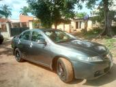 2004 Honda Accord Gray Automatic Nigerian Used